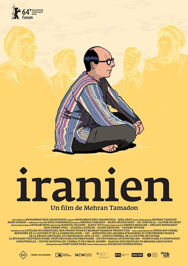 Iranien Affiche