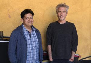 MEXICO. Mexico City. Alfonso Cuarón and Chaitanya Tamhane. They are the Rolex Mentor and Protégé program on film. Alfonso Cuarón is a Mexican film director, screenwriter, producer, and editor best known for his dramas A Little Princess (1995) and Children of Men (2006) and Gravity (2013). Chaitanya Tamhane is the writer and director of the Marathi movie Court, a 2015 Indian courtroom drama film.